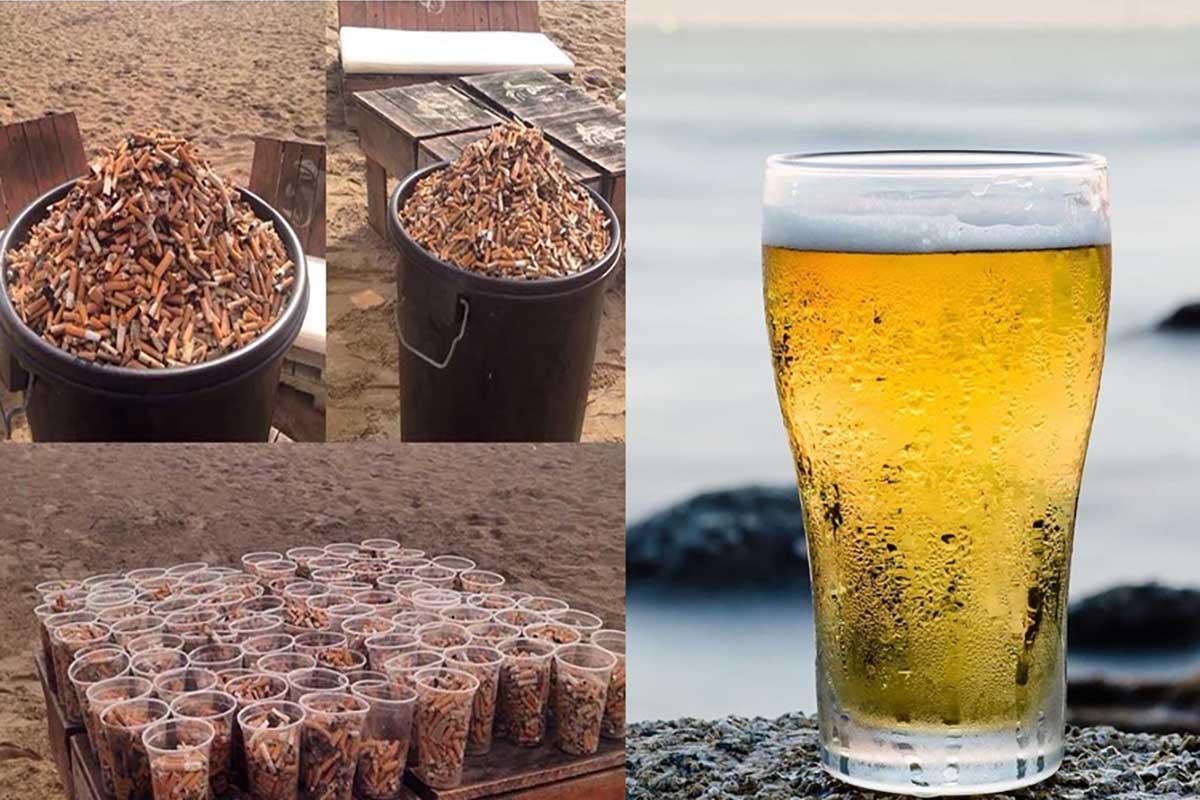 cerveja grátis