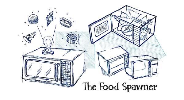 food spawner