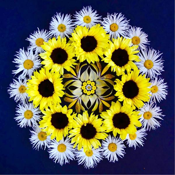 mandala flores 10