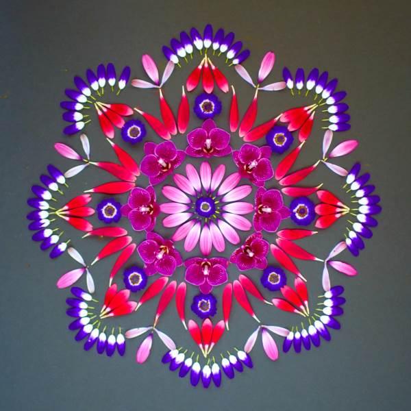 mandala flores 12