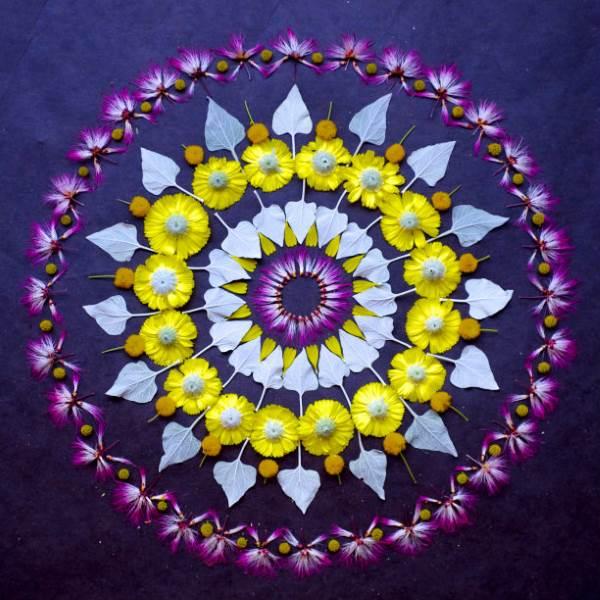 mandala flores 4