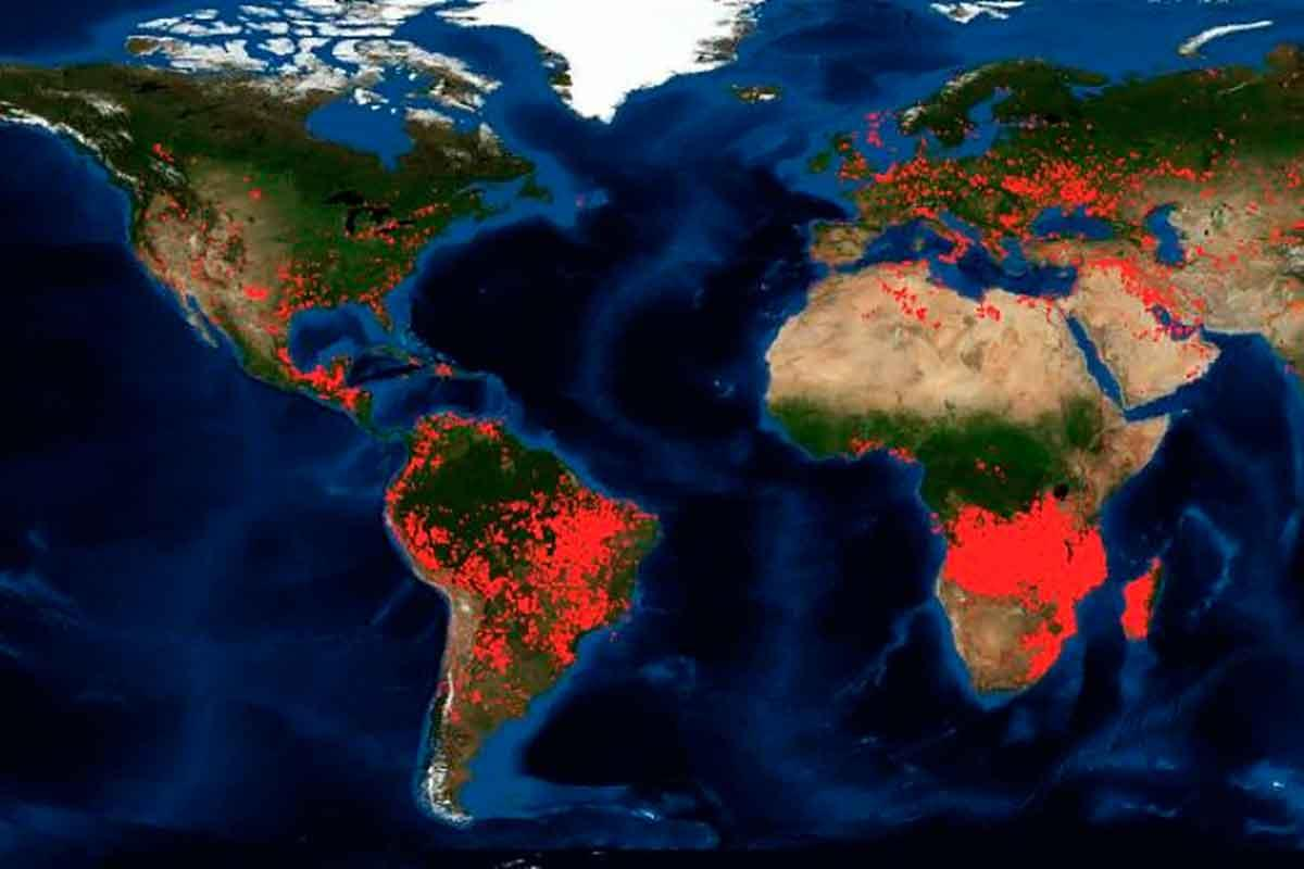 Africa queima
