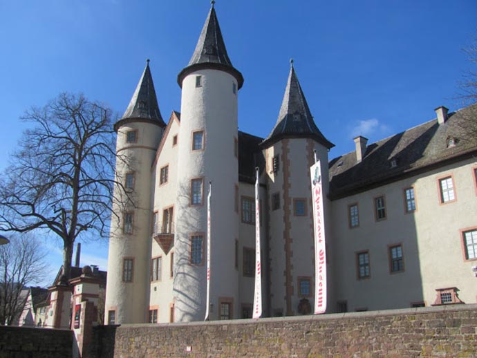 castelo branca de neve