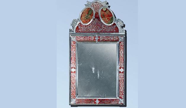 espelho branca neve