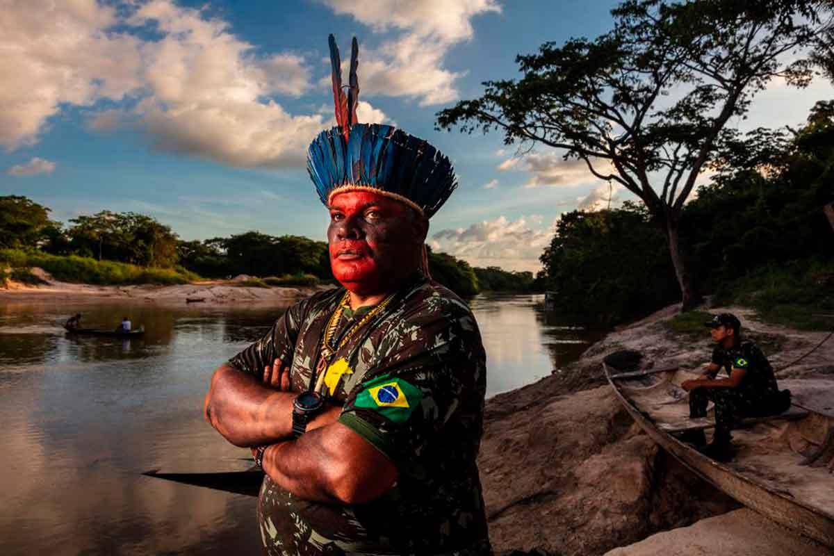 índios Amazônia