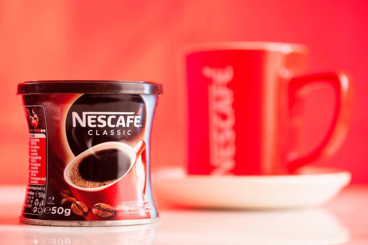 café Nescafé