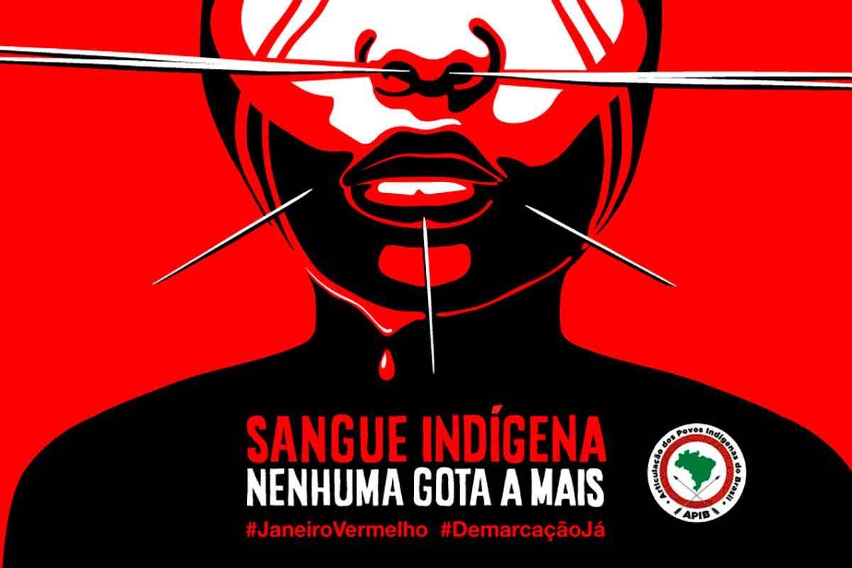 Sangue indígena