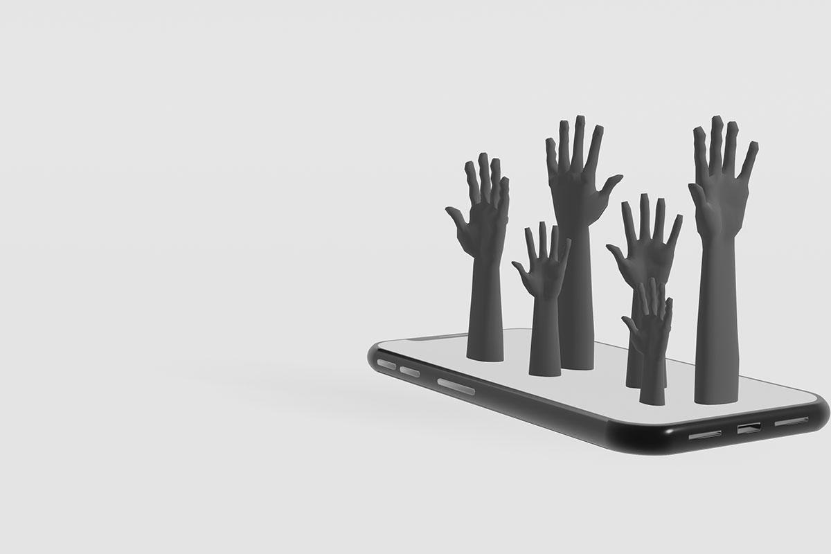 vicio em celular