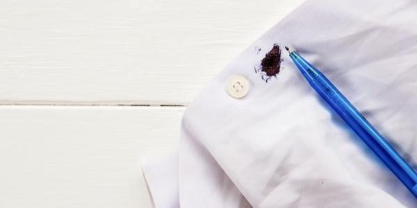 Como tirar mancha de caneta FACILMENTE