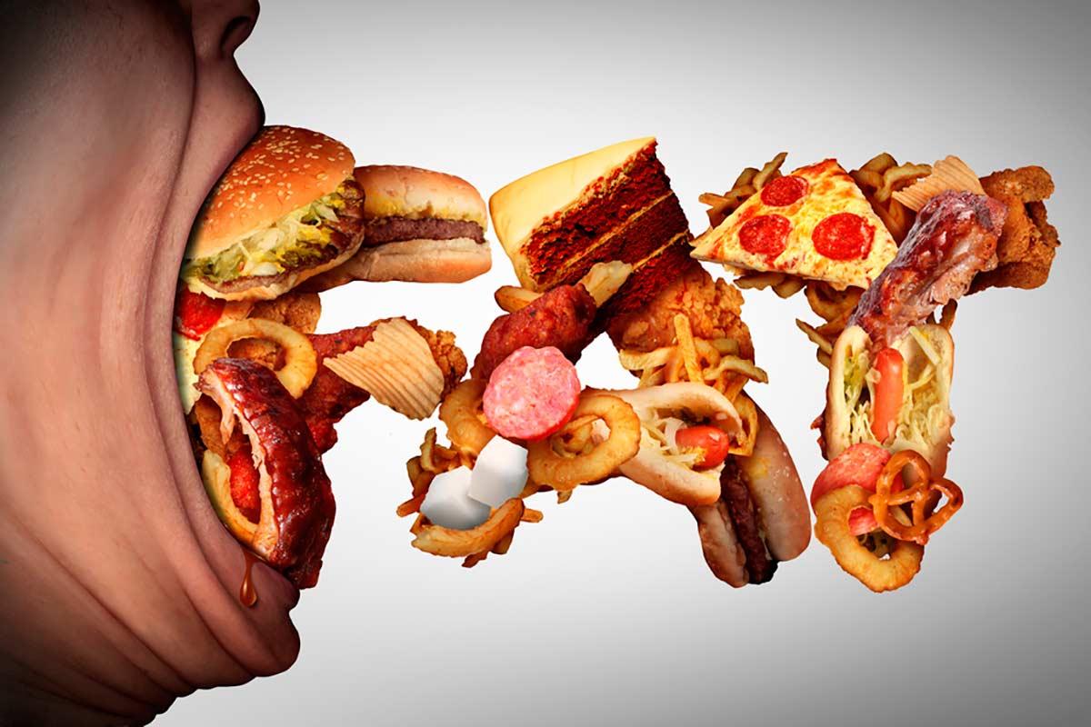 A gula não é não é a principal causa da obesidade, revela estudo