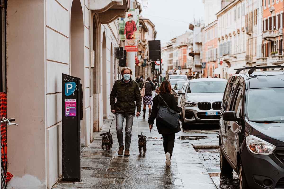 Em Portugal, pessoas alugam cães para passear e furar o lockdown