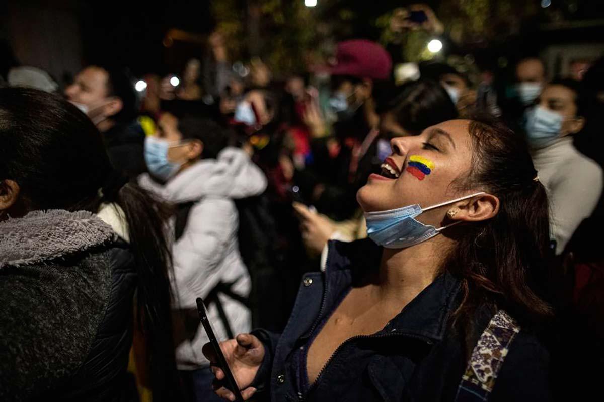 Chão em chamas: a luta dos colombianos pelo direito de viver