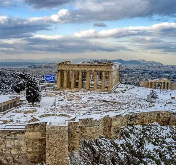 Atenas, Grécia/@guardian
