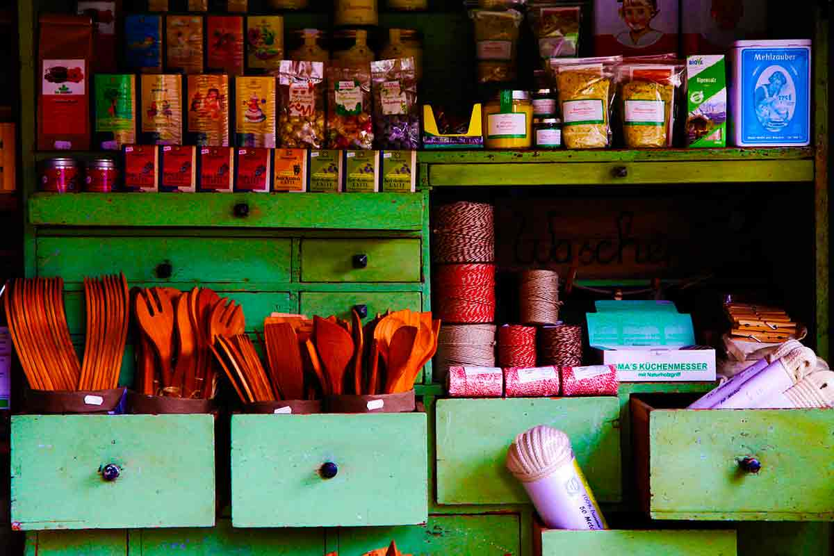 Dicas para decorar a cozinha com materiais recicláveis