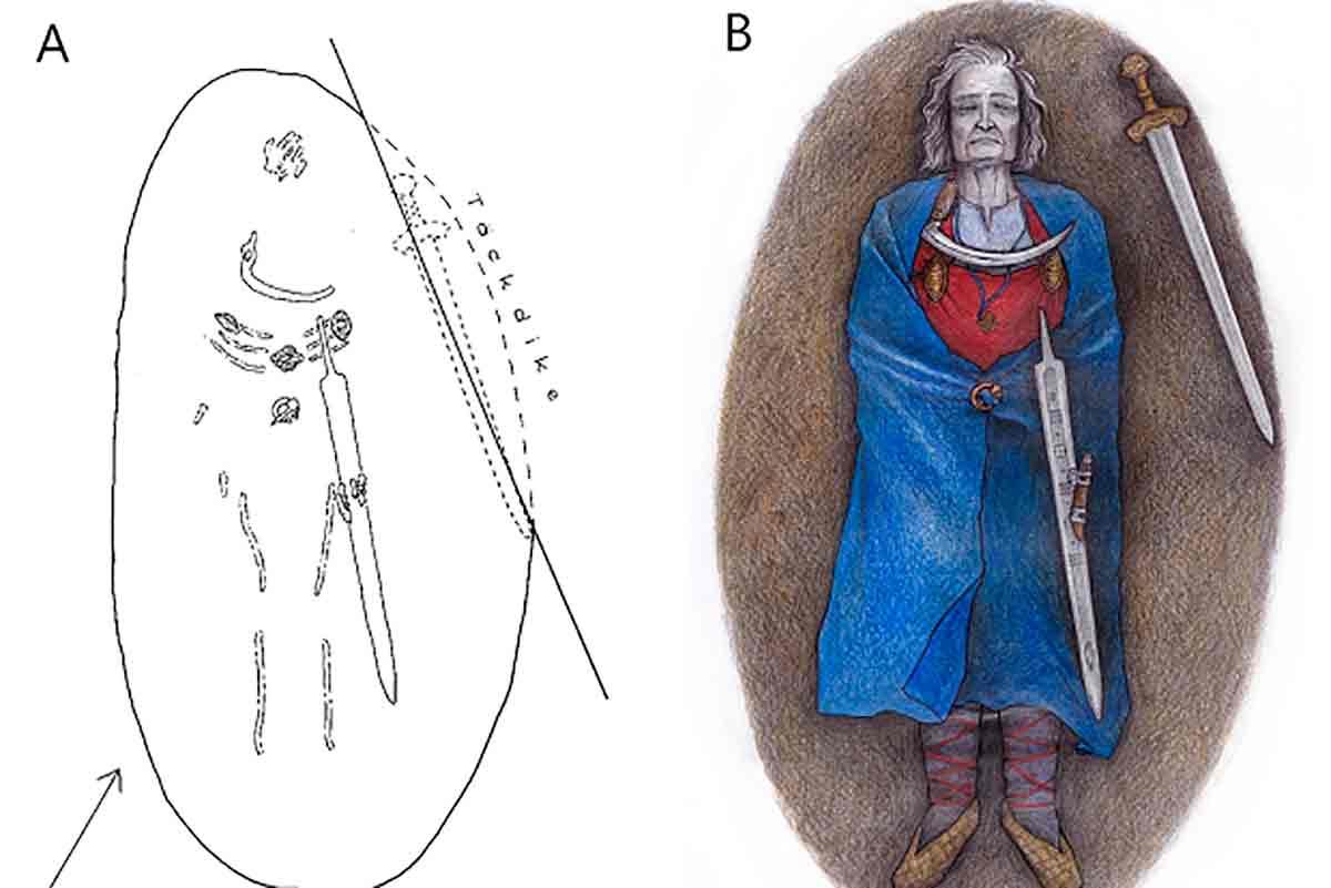 Gênero não-binário não é modinha: descoberto em túmulo medieval indivíduo XXY