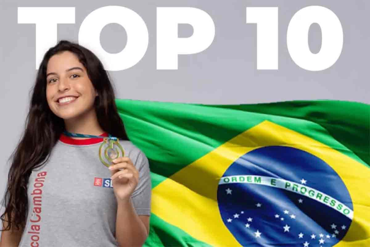 Estudante brasileira faz parte dos 10 finalistas ao Global Student Prize, o Nobel da Educação
